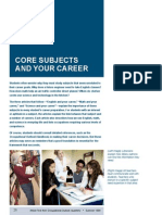 core subjects and your career rev10 1