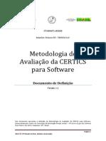 Definicao_MetodologiaCERTICS