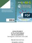 Clarenc, C. y Otros (2013). Analiamos 19 Plataformas