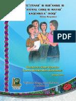 Diagnóstico Sobre Violencia Contra Mujeres Maya Kaqchikeles