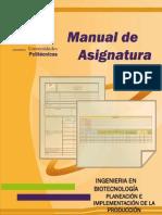 m.a. Planeación e Implementación AP
