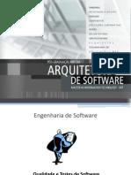 4.4 Qualidade e Teste de Software
