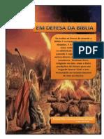 Em Defesa Da Bíblia