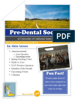 2014 Spring PDS @ UCSC Issue 03 Newsletter