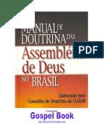 60478403 Manual de Doutrina Das Assembleia de Deus