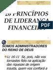 20 Princípios de Liderança Financeira