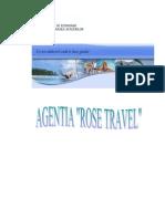 146678560 Infiintarea Unei Agentii de Turism Rose Travel