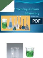 Alat Praktikum Kimia Pendahuluan