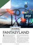 Business Life - Building Fantasyland