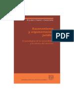 Razonamiento y Argumentacion Juridica, Tamayo y Salmoran Rolando- 2003