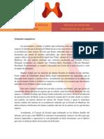 Documento Informativo Análisis Re-Acreditación