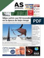 Mijas Semanal nº582 Del 9 al 15 de mayo de 2014