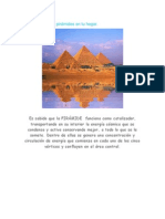 La Energía de Las Pirámides en Tu Hogar