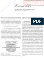 Farmacocinética, Dinâmica Da Absorção, Da Distribuição e Da Eliminação Dos Fármacos - Grant R. Wilkinson (1)