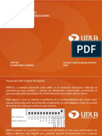 Protocolo Dmx