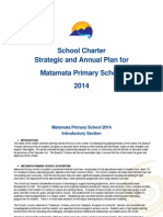 mps charter strategic and annual plan 2014