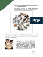 propuesta   los materiales didcticos como facilitadores de experiencias interculturales