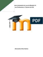 Apostila 1 - Professores - Cadastrando Conteudo