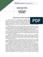 Arquitectura Y Urbanismo En Roma.pdf