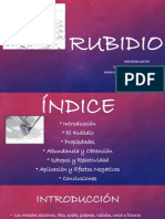 RUBIDIO.ppt