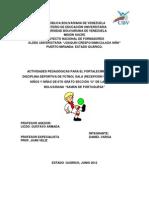 98196656 Proyecto de Aprendizaje Futbol Sala Recepcion y Pase
