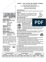 Bulletin April 27 2014, Berlin, Delmarva
