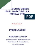 401 Tasaciones IFRS 2011
