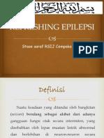 Refreshing Epilepsi Elfha Okee