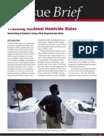 SAS AVD IB1 Tracking Homicide