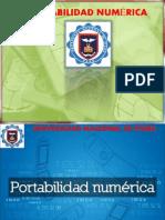 Diapositivas Portabilidad Numerica Todo
