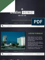 Media Portfolio's Creative District