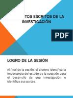 Sesion 3 Tipos de Investigacion Bibliografica