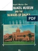 A Short Note on Ahsan Manzil Museum and the Nawabs of Dhaka by MD Alamgir