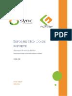Informe Técnico CNEL EP 24-01-2014