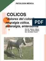 CÓLICOS 2003