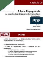 Apresentação Capitulo 09 - A Face Repugnante - ALINE - MARCUS e ALEX