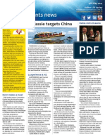 Business Events News for Fri 09 May 2014 - Tassie targets China, ACTE