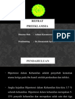 REFRAT preeklamsia