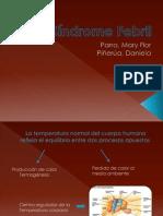 diapositivas sindrome febril