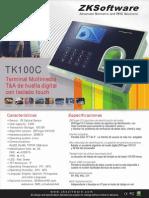 ZKSoftware TK100C
