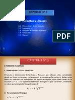 Capitulo 3 Formatos y Laminas