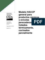 HACCP-11 Para Carnes
