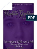 Hedda Gabler - EPHS Play Program