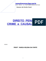 Penal-Direito Penal Crime MariaHelenaFonte