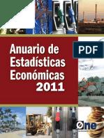 Anuario Estadísticas Económicas 2011web