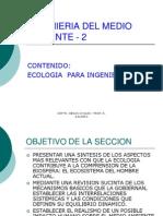 Tema 2 - Ecologia