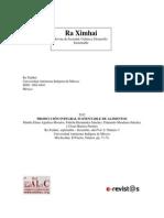 Produccion Integral Sustentable de Alimentos. Aguilera-Morales, Martha. Hernández-Sánchez, Fabiola. Herrera-Fuentes, César.