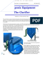 Aquaponic Equipment - The Carifier. Nelson, Rebecca. Pade, John