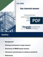 21 Chemical Vapor Sensor