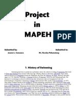 MAPEH